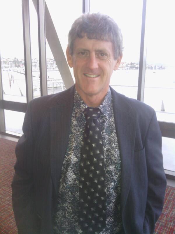 Dr Stephen Ockerby